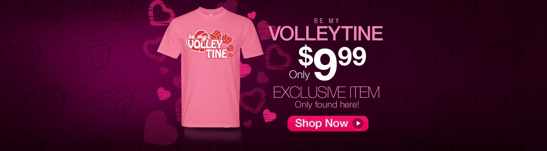 Be My Volleytine