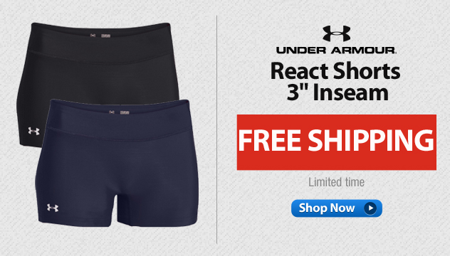 Under Armour React Short Free Shipping