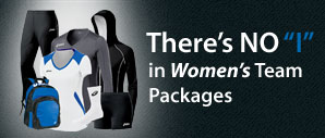 Shop Women's Team Packages