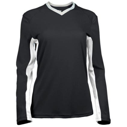 BG6164 Women's Dig Long Sleeve Jersey