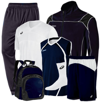 Men's ASICS Volleyball Team Package #4