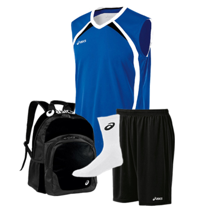 Men's ASICS Volleyball Team Package #1