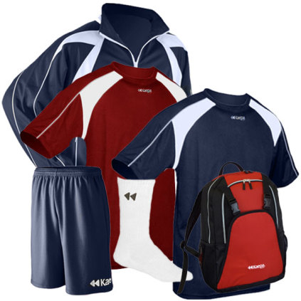 Men's Kaepa Volleyball Team Package #3