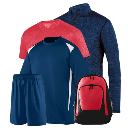 Men's Performance Volleyball Team Package #3