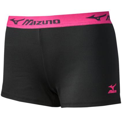 Mizuno Women's 440444 MRB Practice Shorts - 2.5 Inseam