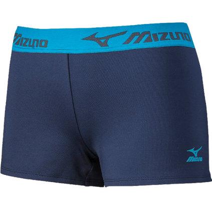 Mizuno Women's 440444 MRB Practice Shorts - 2.5 Inseam - Navy