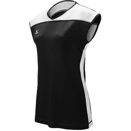 Mizuno Women's 440415 Balboa 2.0 Cap Sleeve Jersey
