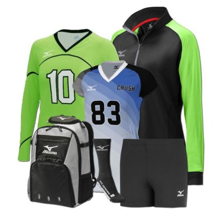 Mizuno Volleyball Team Package #3