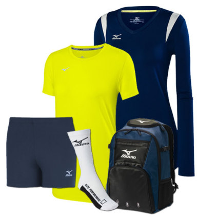 Mizuno Volleyball Team Package #2
