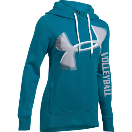 Women 39 s casual clothing under armour exploded logo for Teal under armour shirt
