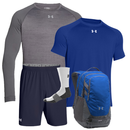 Men's Under Armour Volleyball Team Package #2