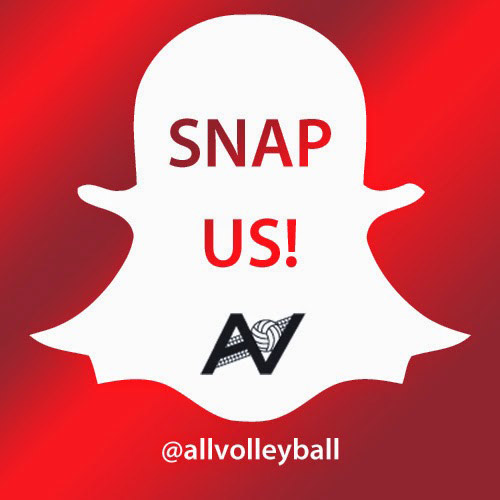 All Volleyball On Snapchat