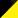 Black/White/Power Yellow