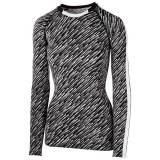HI342202 Women's Spectrum Long Sleeve Jersey