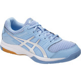 ASICS Women's Gel-Rocket 8 - Blue/Silver