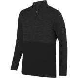 AU2908 Men's Shadow 1/4 Zip Pullover