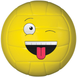 Baden Emoji Volleyball - Ace