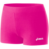 ASICS Women's BT752 Low Cut Spandex Shorts - 2.5