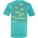 GameFaith - Christian Athlete Volleyball T-Shirt