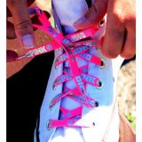 Dig Pink® Volleyball Laces