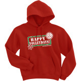 Happy Volleydays Hoodie