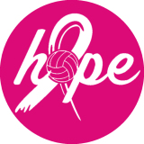 Hope Volleyball Sticker