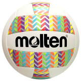 Molten MS500 Rainbow Chevron Volleyball