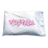 Volleyball Pillowcase