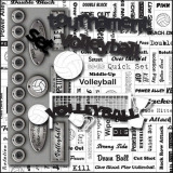 Volleyball Scrapbook Kit