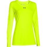 Women 39 s volleyball jerseys under armour women 39 s 1259048 for Yellow under armour long sleeve shirt