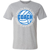 Volleyball Coach T-Shirt