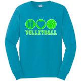 Volleyball Love Long Sleeve T-Shirt