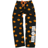 Happy Voll-O-Ween Flannel Pants