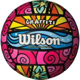 Wilson Graffiti Outdoor Volleyball