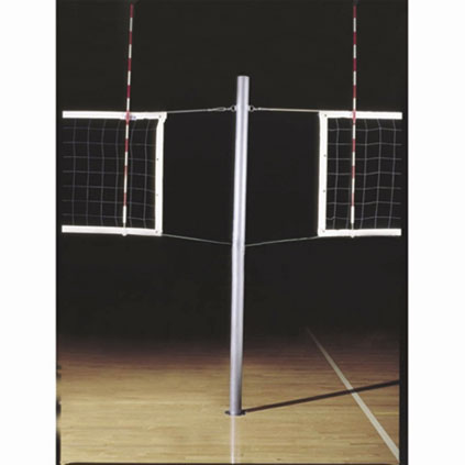 Aluminum Universal Add a Court Volleyball Pole