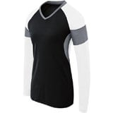 HI42142 Women's Raptor Long Sleeve Jersey