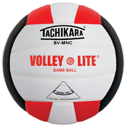 Tachikara SVMNC Volley-Lite® Color Volleyball