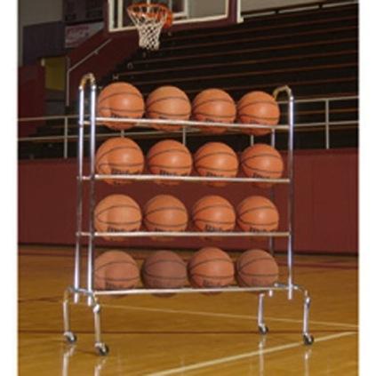 4 Tier Ball Rack