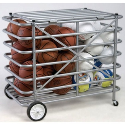 Double-Sided Locking Ball Cage