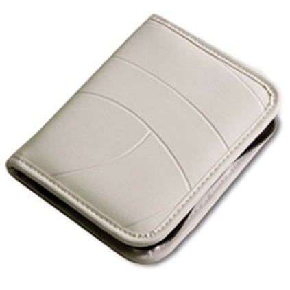Faux Leather Volleyball Wallet