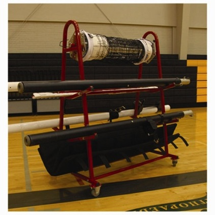 Volleyball Store All Equipment Cart