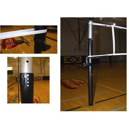 Aluminum Ace 2-Pole Volleyball System