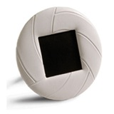 Picture Frame - Faux Leather Volleyball