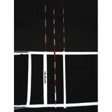 Net Antenna with VELCRO® Brand fasteners