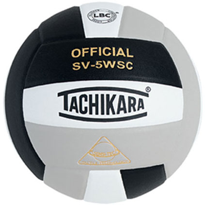 Tachikara SV5WSC 3-color Volleyball