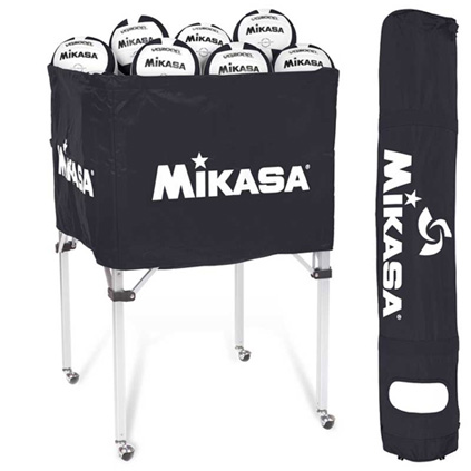 Mikasa Collapsible Ball Cart
