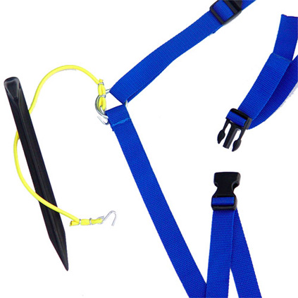 Outdoor Volleyball Webbing Boundary - 1 Inch