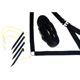 Outdoor Volleyball Webbing Boundary - 2 Inch