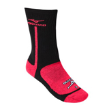 Mizuno 480115 Performance Highlighter Crew Socks