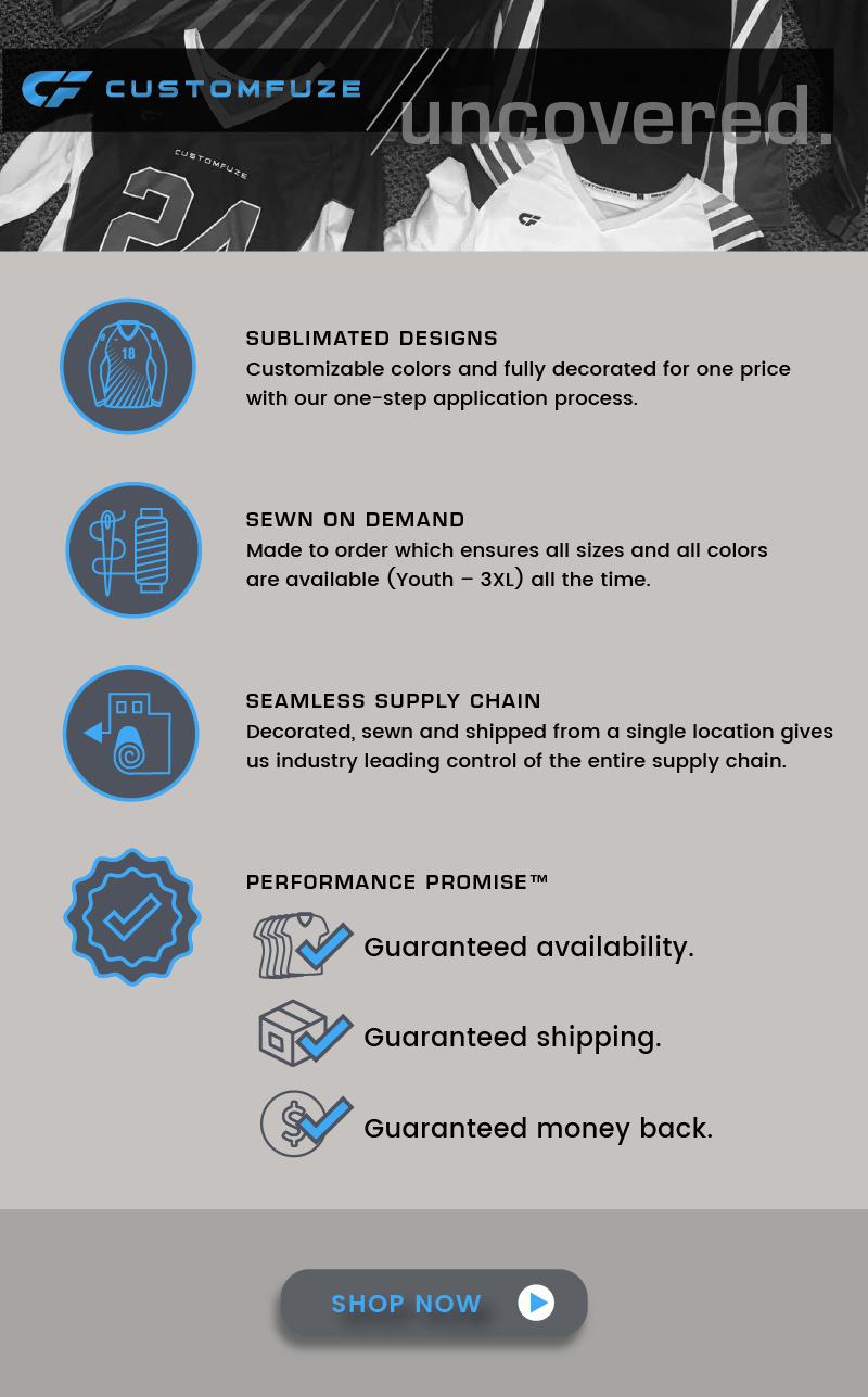 Custom Fuze Uncovered [Infographic]